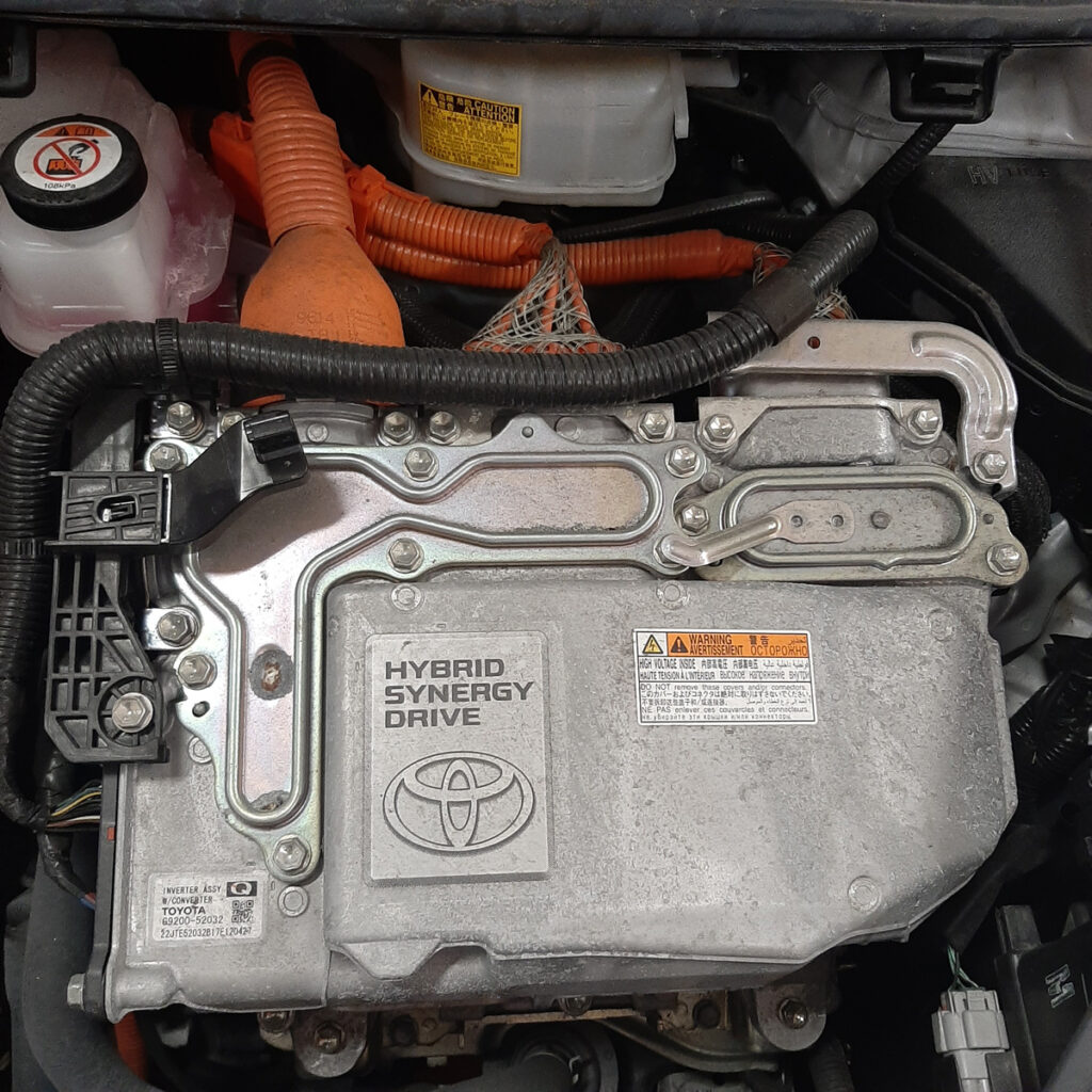 elettrauto vetture ibride